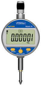 "Fowler-Sylvac - 1""/25mm Bluetooth Mark VI Nano Electronic Indicator 54-530-640-0"