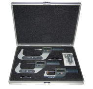"""Fowler - 0 - 4"""" Rapid-Mic Electronic Mic Set IP67w Lifetime Warranty 54-815-111-0 **Tool-A-Thon pricing valid till 8/31/20** Free Shipping"""