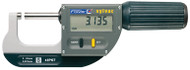 """Fowler - 2.6 - 4.0""""/ 66 - 102mm BLUETOOTH Rapid-Mic Electronic Micrometer IP67 w Lifetime Warranty 54-815-110-0 **Tool-A-Thon pricing valid till 8/31/20**"""