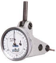 """Fowler - 1"""" Vertical X-Test Test Indicator w Cerificate 52-562-006-0 **Promo pricing valid till 8/31/20**"""