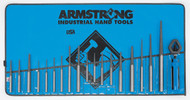 Armstrong -19 PC Roll Punch Set In Vinyl Roll 70-550