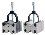 """Fowler 4-7/8"""" x 3-1/2"""" x 2-3/4"""" Shop-Blox V-Block Set 52-475-020-1"""