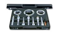 "Brown & Sharpe - .500 - 0.800""  Analogue INTRIMIK Complete Set - 00880400"