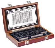 Fowler - 81 piece Economy Rectangular Gage Block Set w Certificate 53-672-081-0