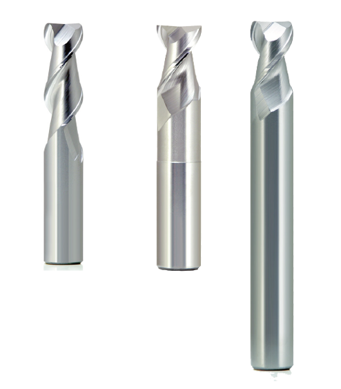 1//16 4 Flute Premium Carbide TiCN Single End Mill USA