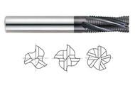 "X-Power - 1/4"" x 3/4"" loc Fine Th ""Ultra Fine Carbide"" Rougher Reg / Long - 93112"