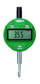 "Insize  - .5"" / 12.7 mm Precision Electronic Indicator w Lug Back / Certificate - 2112-10E"
