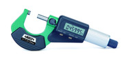 "Insize - 0 -1"" /  0-25 mm Elec Mic 2 Button  Std. Rod No output / 3109-25E"