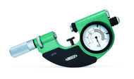"Insize - Dial Sanp gage Micrometer 0"" - 1"" - 3334-1"