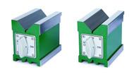 Insize -2 PC Magnetic V-Block Set / .20 - 1.57 Shafts / 6889-1 / Free Shipping