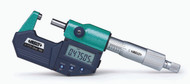 """Insize - 6 PC Set - 0-6"""" Electronic Micrometers 3 Button w OutPut 0.0001 IP65  w Certificate  3101-66E *"""