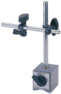 """Mitutoyo - Magnetic Stand 6"""" Rod & Clamp 7010S ( 135# Calmping Force )"""