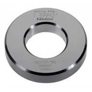 """Mitutoyo - ACCESSORY: Setting Ring 1.4"""" 177-185"""
