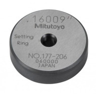 """Mitutoyo - ACCESSORY: Setting Ring .16"""" 177-206"""