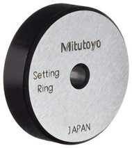 Mitutoyo - ACCESSORY: Setting Ring 3.5 MM 177-252