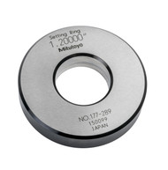 """Mitutoyo - ACCESSORY: Setting Ring 1.2"""" 177-289"""