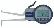 "Mitutoyo - 2.37"" - 3.15"" / 60 - 80mm Digimatic Caliper Gage Internal Tube Thickness Measurement Type SPC  209-557"