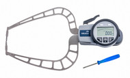 """Mitutoyo - 0"""" - 1.97"""" Digmatic Caliper Gage External Tube Thickness Measurement Type SPC 209-918"""