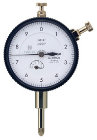 "Mitutoyo - .0001-.5"" Dial Indicators w Lug 2358S-10 **Calibrated Tool Special Till 09/30/2020**"