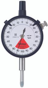 Mitutoyo - .001-.16 MM Dial Indicators w Flat Back  2901SB-10