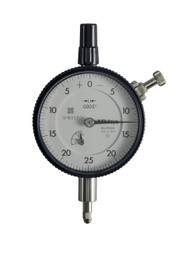"Mitutoyo - .0005-.125"" Dial Indicators w Lug 2922S"