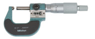 "Mitutoyo - 1 ""Spherical Face Micrometers S-S 295-253 S-F 295-153 / Free Shipping"