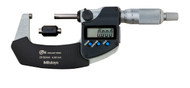 Mitutoyo - 25-50 mm Digimatic Ratchet Stop Micrometer IP65 SPC 293-231-30 **Free Shipping**