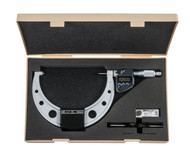 "Mitutoyo - 12"" Digimatic Micrometer .0001""/0.001mm SPC RA IP65  293-357-30 **Free Shipping**"