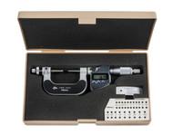 Mitutoyo - 25mm (0-25) Digimatic Micrometer Gear .001mm, IP65 SPC  324-251-30