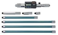 "Mitutoyo - 8-60""- 203.2-1524mm Digimatic Tubular Inside Micrometers IP65 SPC 339-304 Free Shipping"