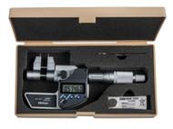 "Mitutoyo - 1-2"" 25-50mm Digimatic Caliper Type Inside Micrometers SPC 345-351-30"