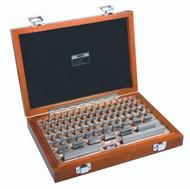 Insize - Steel Gage Block Sets 36 PC Grade AS-2  - 4102-236