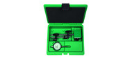 Insize - 2 Pc Measuring Tool Set - Dial Indicator & Mag Base - 5002-4E