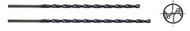 YG1 - DH520044  - 4.4 mm x 104 mm loc x 157 mm oal Carb Coolant Fed Drill MQL TiAlN (20XD)