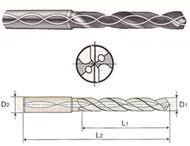 YG1 - DGE466013 - 13/64 x 15/64 shk x1-3/4 loc x 3-15/16 oal Carbide Dream Drill for Alu w Coolant Holes (5XD)