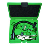 Insize - 3 pc InsizeTool Set Elec Indicator w / Flexarm & Locking Pliers -5031-E