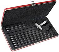 "Starrett - Depth Gage Micrometer 0-9"" / 2-1/2""  Base w Case 440Z-9L / 52121 **Free Shipping*"