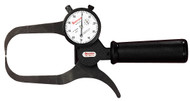 "Starrett -  0-2"" SpecIial Function Outside Dial Caliper Gages - 1017-4 65091 USA Mfg"
