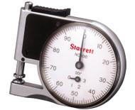 """Starrett - 1010Z / Dial Indicator Pocket Gage 0-.375"""" / 53114"""