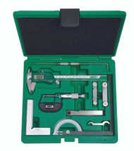 Insize - 9-Pc Insize Measuring Tool Set - 5091-E / Free Shipping