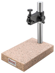 Starrett - Granite Comparator Stand -w Crystal Pink Granite base - No Indicator - 653G  USA Mfg