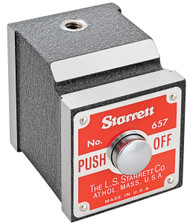 Starrett - 657P Magnetic Base Only 52757
