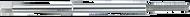 "Balax -12046-010  - 10-24 BH6 6"" Ext Form Tap Bottom USA Mfg - 1 pc price. Discounts start at 6 ea"