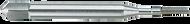 Balax - 01002-010 - 0.9 X 0.225 BH2 UNM Miniature Form Tap Bottom USA Mfg - Pkg 12