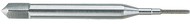 Balax - 01102-010 - 1.0 MM x .250 BH2 UNM Form Miniature Tap Bottom USA Mfg  Pkg 12 Ea
