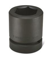 """Wright Tool - 85824  3"""" Heavy Duty Impact Socket 6 Point 2-1/2 Dr USA Mfg"""