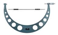 """Mitutoyo - 19"""" Micrometer .001 RA Hammertone Baked Enamel w Certificate 103-195"""