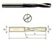 YG - DH501025 - #6 Carbide Dream Drill for Hard Steel Rck 50-70