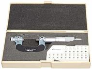 Mitutoyo - 150-175mm Screw Thread Micrometer Hammertone Baked Enamel 126-131