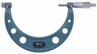 """Mitutoyo - 5-6"""" Screw Thread Micrometer .001 Hammertone Baked Enamel 126-142"""